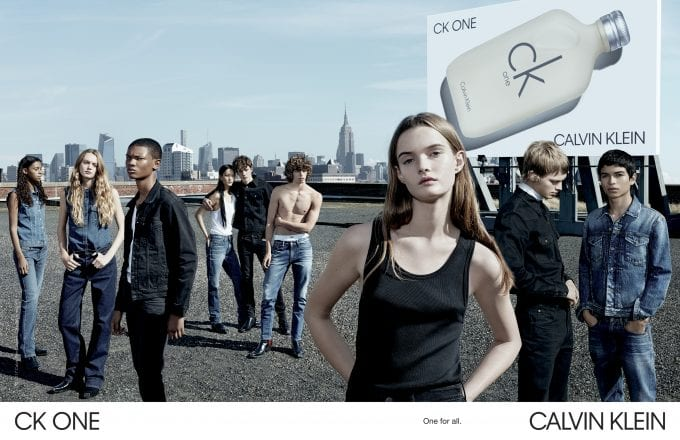 One for All: Calvin Klein unveils latest CK ONE global campaign