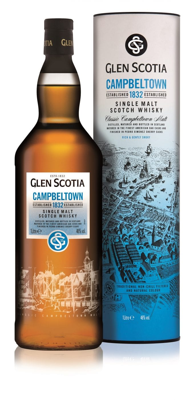 Glen Scotia soars into UK airports with World Duty Free