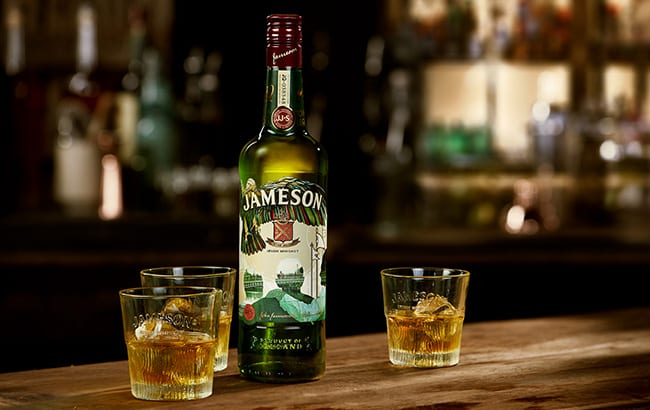 Jameson unveils 2018 St Patrick's Day limited edition bottle