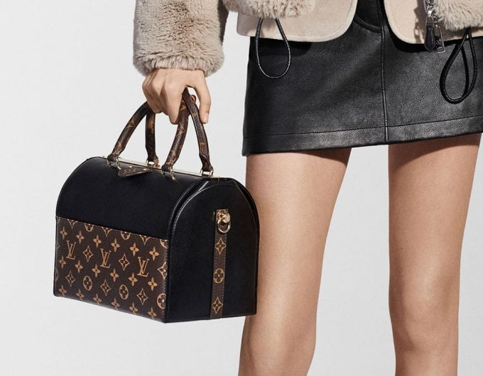 First Look Louis Vuitton S Latest Bag Collection Takes A Bow Duty