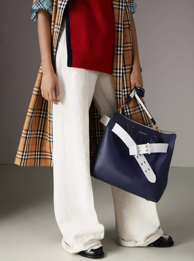 Worth Flying for… The Burberry Belt Bag