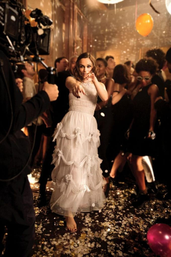 Keira Knightley returns as the face of new Chanel fragrance