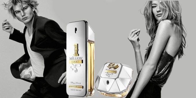 Click your fingers, Get Lucky… Paco Rabanne unveils Million Lucky & Lady Million Lucky