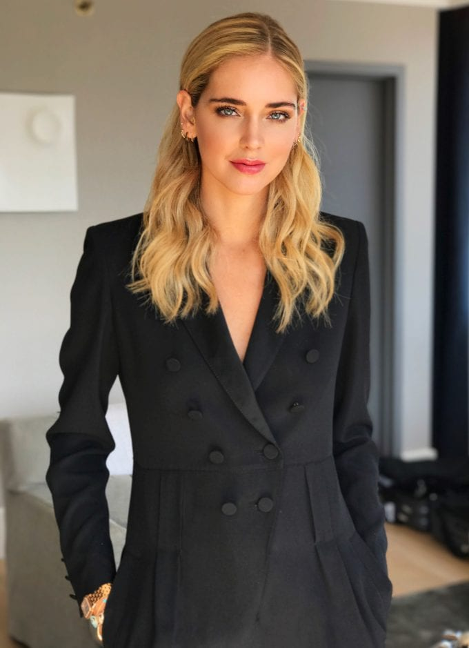 Lancôme signs 'World's Most Powerful Fashion Influencer' Chiara Ferragni as its new muse