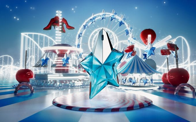 All the Fun of the Fair: Mugler launches a limited edition of Angel