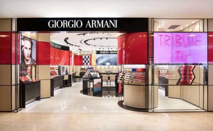 L'Oréal and Armani renew their beautiful partnership