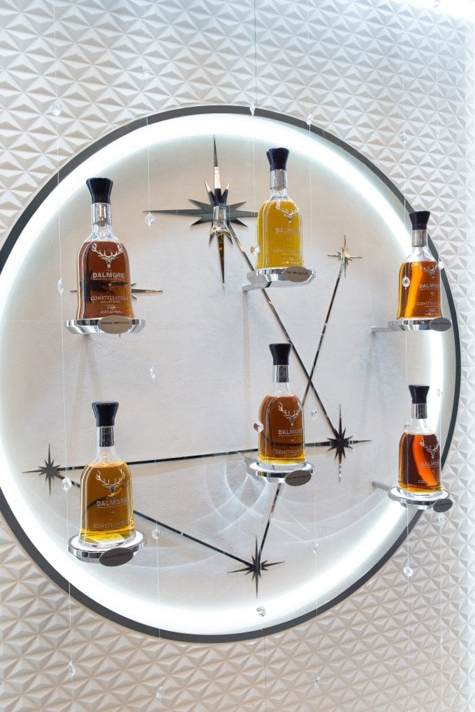 The Dalmore unveils luxury whisky showcases to thrill travellers in major airports