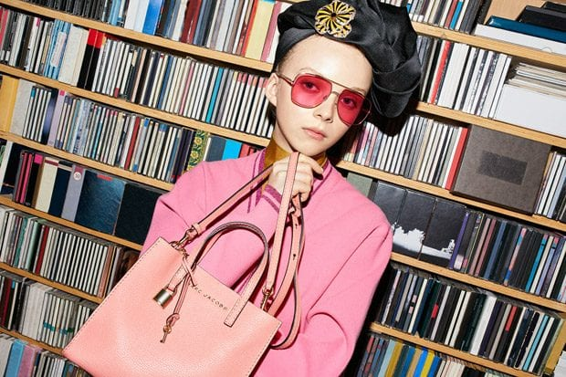 Sport, Sandals, Sunglasses & Shameless: Marc Jacobs showcases his new collections