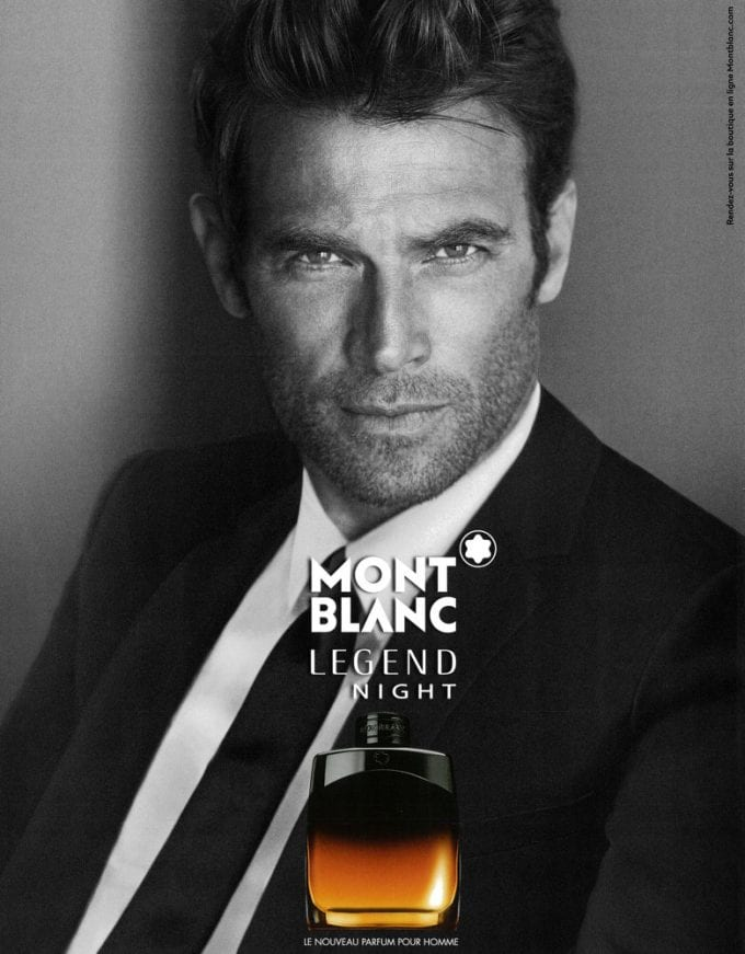 Montblanc reveals new Legend Night fragrance