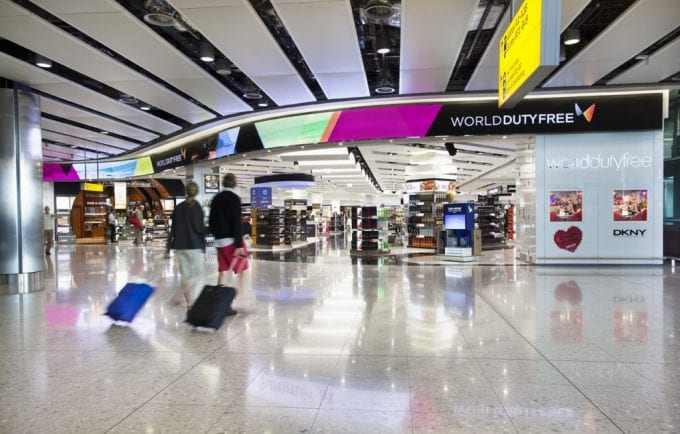 London Heathrow wins World's Best Airport Shopping Skytrax award for ninth time