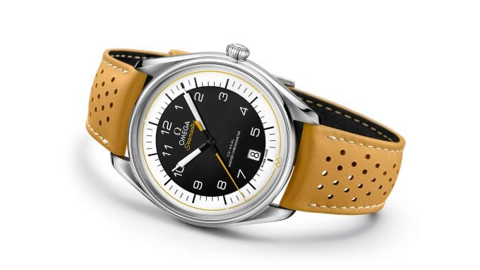 Omega unveils Seamaster Olympic Games Limited Edition Collection