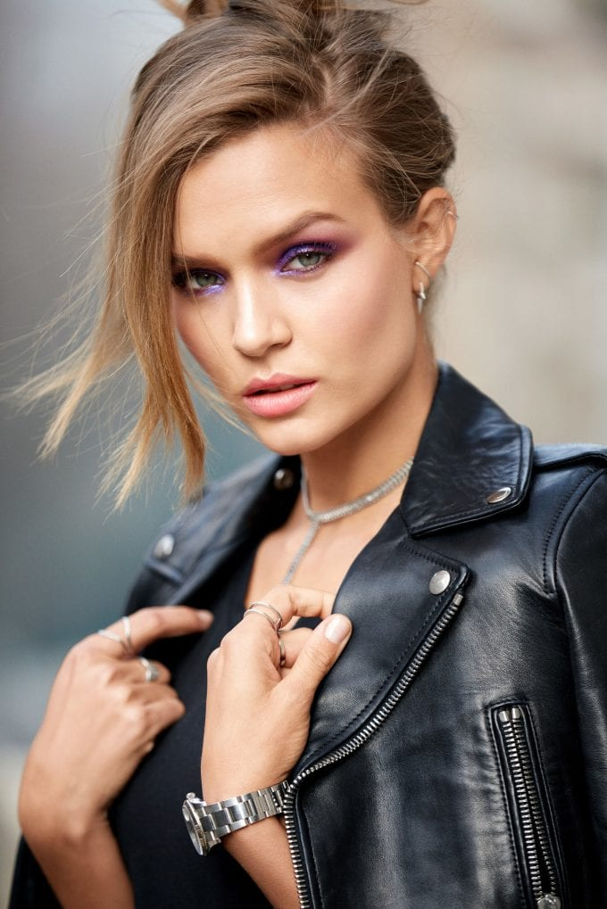 Maybelline unveils Josephine Skriver as its new global face