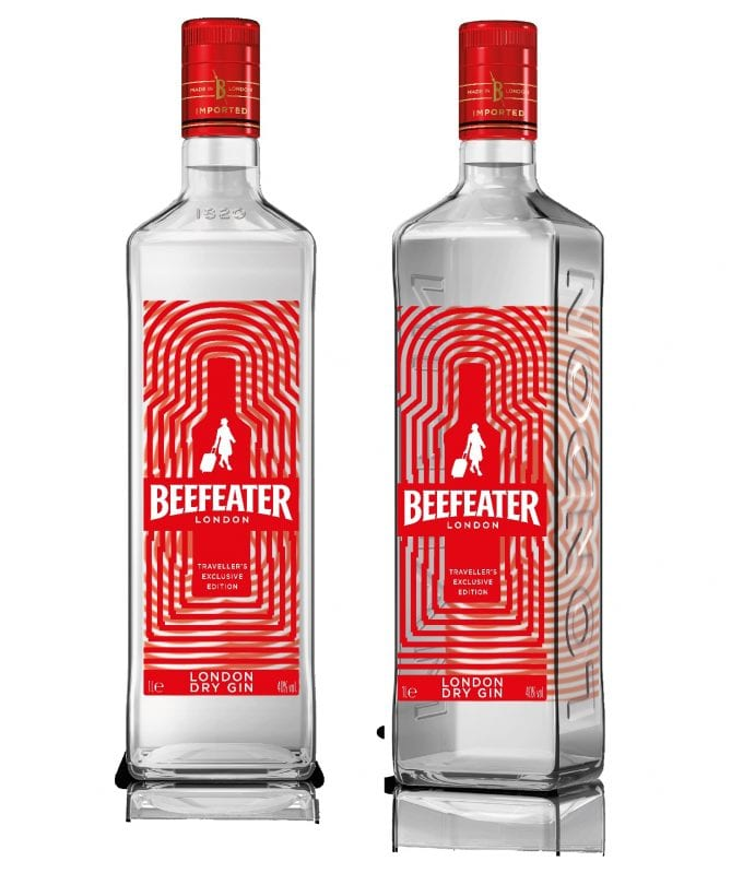Beefeater debuts stylish new look for travelling Gin lovers