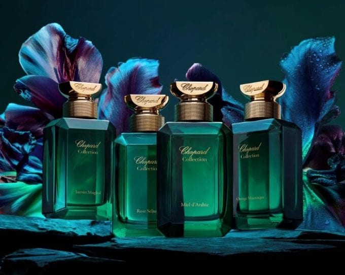 Chopard debuts four new Garden of Paradise fragrances