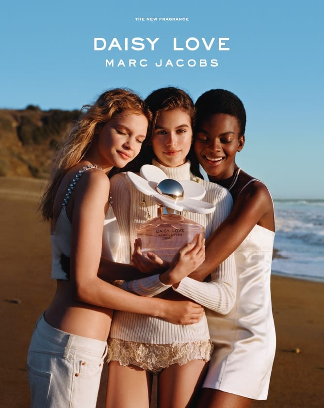 Daisy Love Marc Jacobs launches exclusively with World Duty Free ...