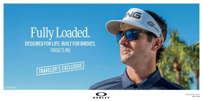 d813d7de88952 Fully Loaded  Oakley launches Targetline special edition exclusively for  duty-free shops