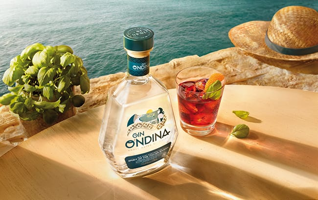 New Gin O'ndina sets out to bring back the glamour of the Italian Riviera