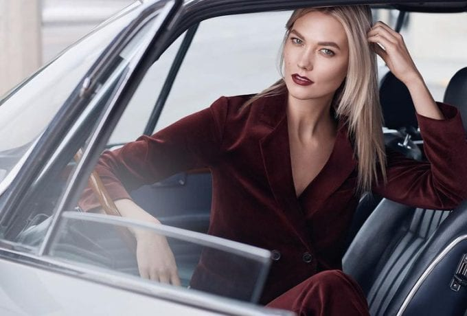 Karlie Kloss lands her dream job with Estée Lauder