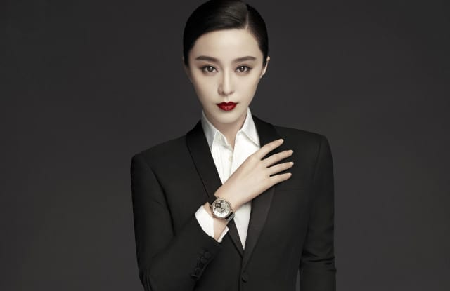 Montblanc taps Fan Bing Bing as Global Ambassador