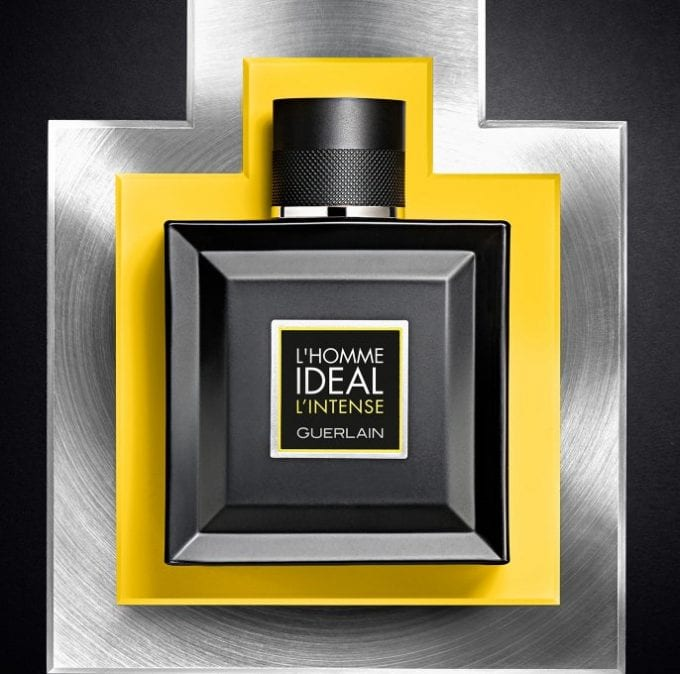 Guerlain's new L'Homme Idéal shows his dark side