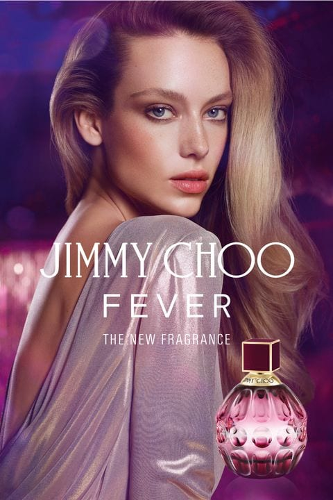 Jimmy Choo's 'very sensual and very sexy' Fever is coming
