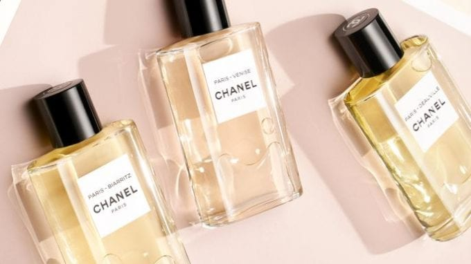 FIRST LOOK: A new trio of unisex fragrances from Chanel to celebrate the golden age of travel
