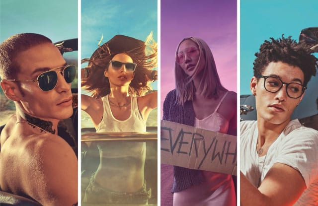 Ray-Ban reveals spring 2018 campaign by Steven Klein