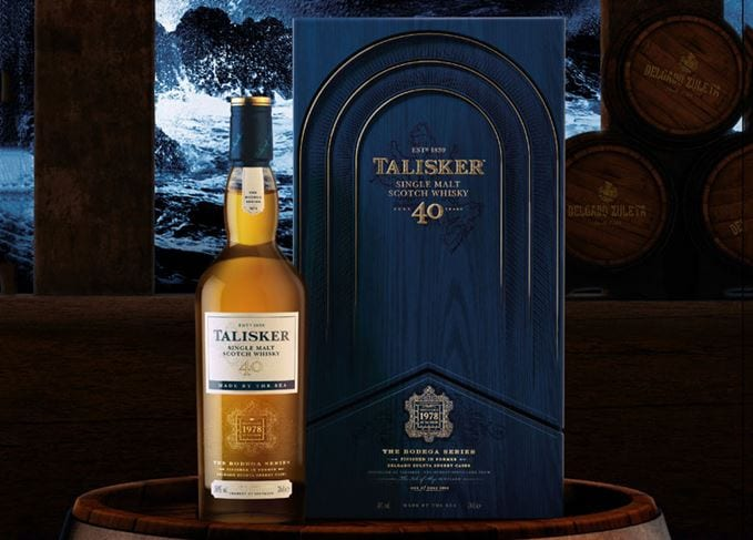 Talisker launches the Bodega series of Sherry Cask finished Single Malt Whiskies
