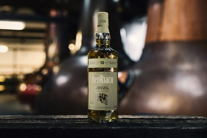 BenRiach 10 year-old Triple Distilled Single Malt launches as duty-free exclusive