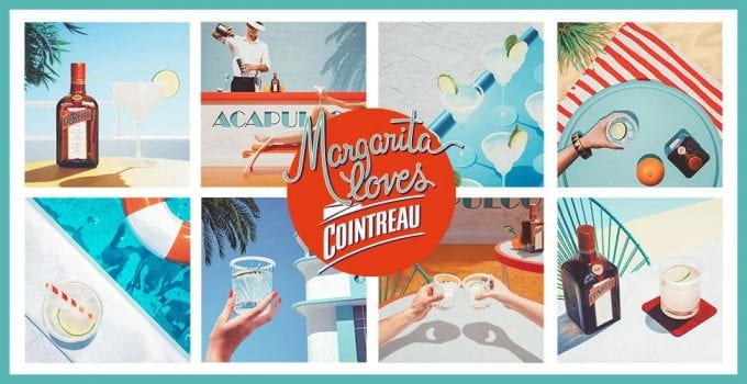 Win a Cointreau Margarita cocktail party kit with World Duty Free at Gatwick