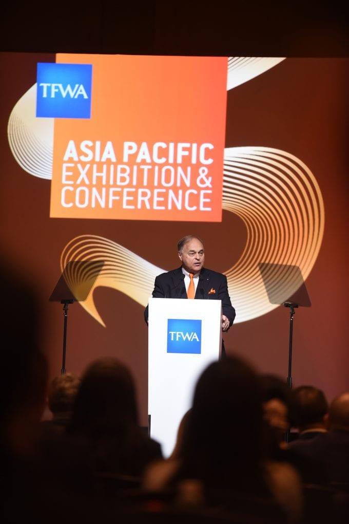 Global duty-free sales reach $68.6 billion – and digital is the future says TFWA President