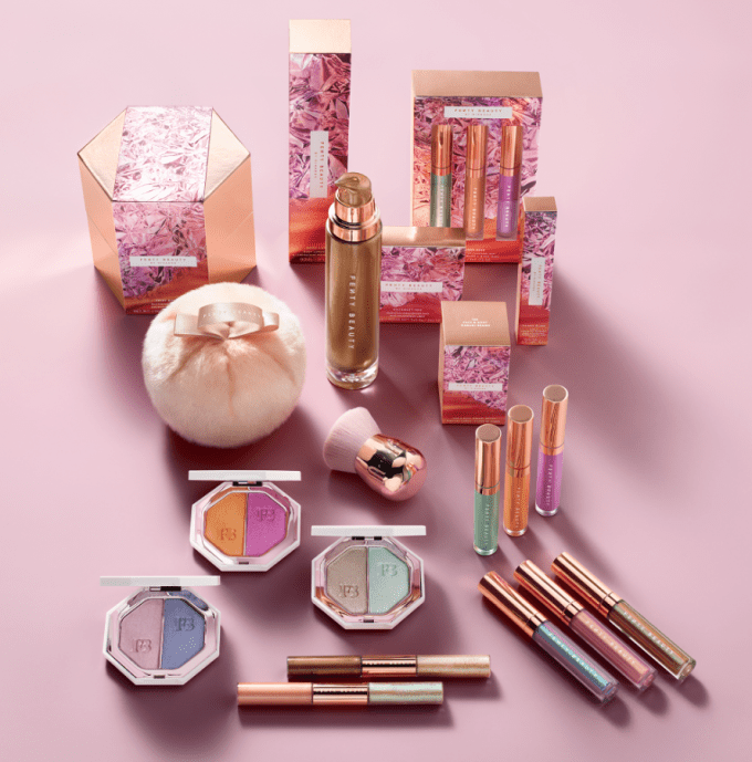 Fenty Beauty adds to Beach Please! collection