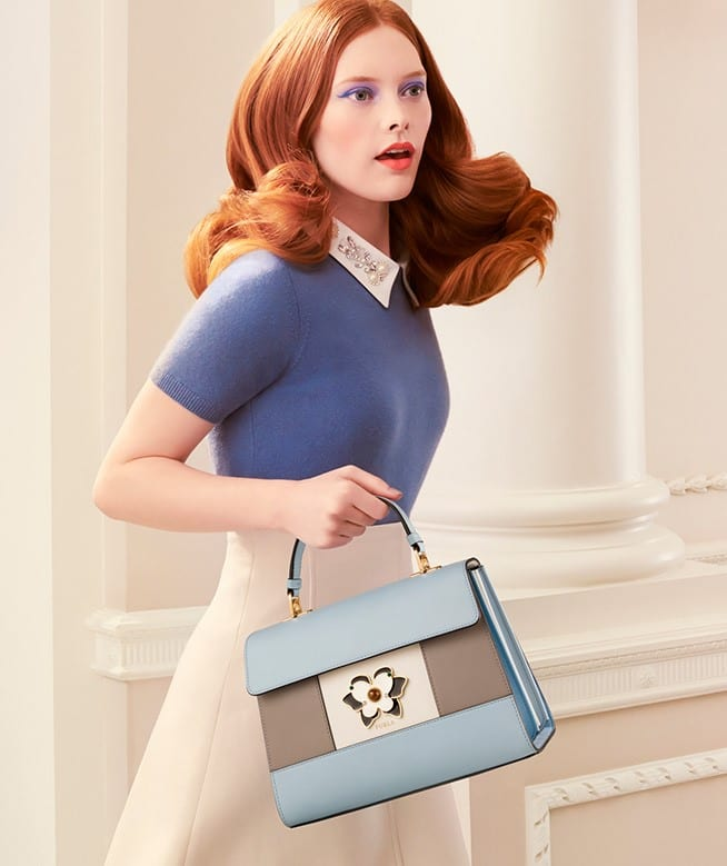 Furla reveals the new Mughetto butterfly bag