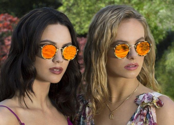 Taylor Morris sunglasses land at World Duty Free