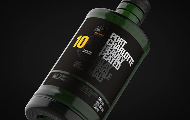Port Charlotte Islay Malt Whisky range extends with four new expressions