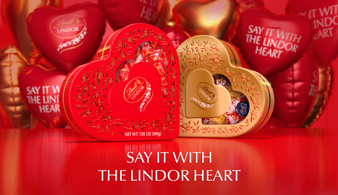 Sweet! Lindt unveils new gifting ranges for Asian travelling shoppers