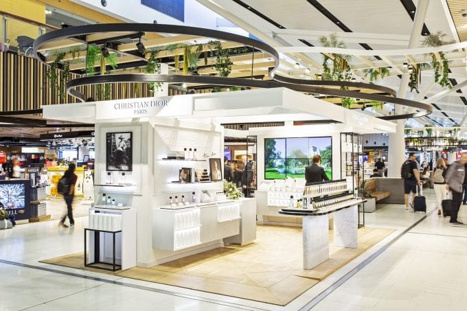 Sydney Airport unveils Maison Christian Dior boutique in Australian first