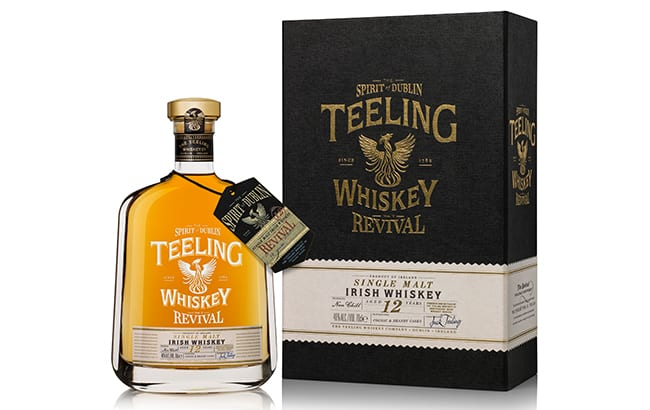 Teeling Whiskey Distillery launches final release in The Revival Commemorative Series