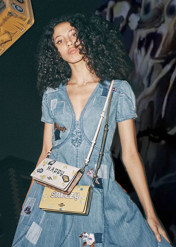 Happily Ever After? Coach unveils a new Disney collection for luxury villains