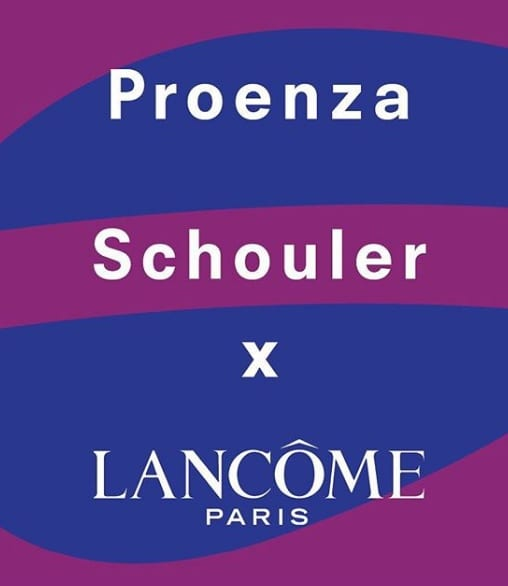 Lancôme teams with Proenza Schouler on limited edition makeup collection