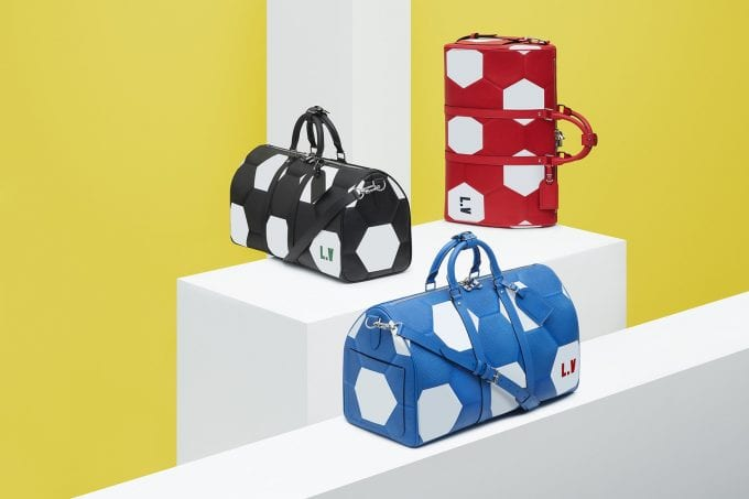 Louis Vuitton & FIFA team up for stylish 2018 World Cup Accessories collection