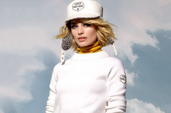 CHANEL hits the slopes with first Coco Neige collection