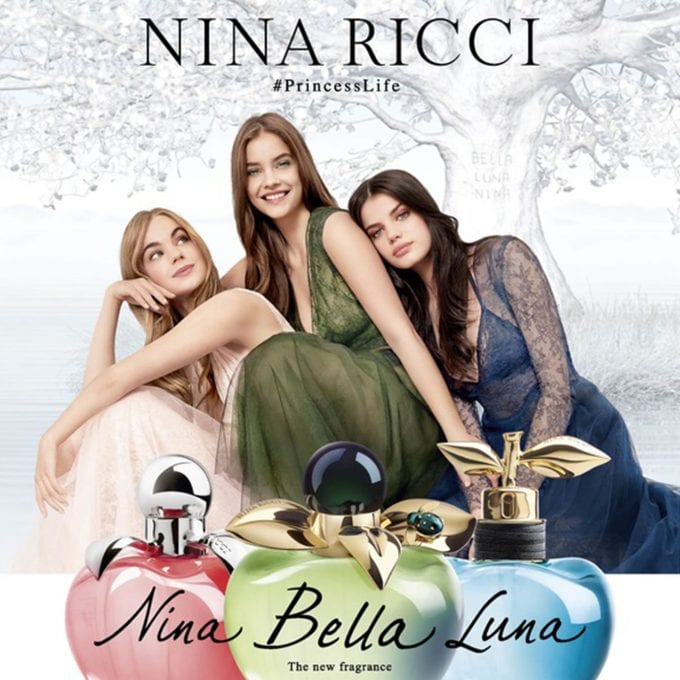 Nina Ricci introduces Bella – the new fragrance for a modern Princess (or Duchess, maybe?)