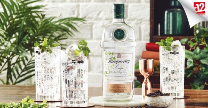"Tanqueray gin takes a ""savoury twist"" with new Lovage limited edition"