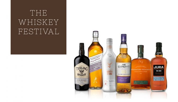 The DFS Whiskey Festival has arrived at Singapore Changi Airport