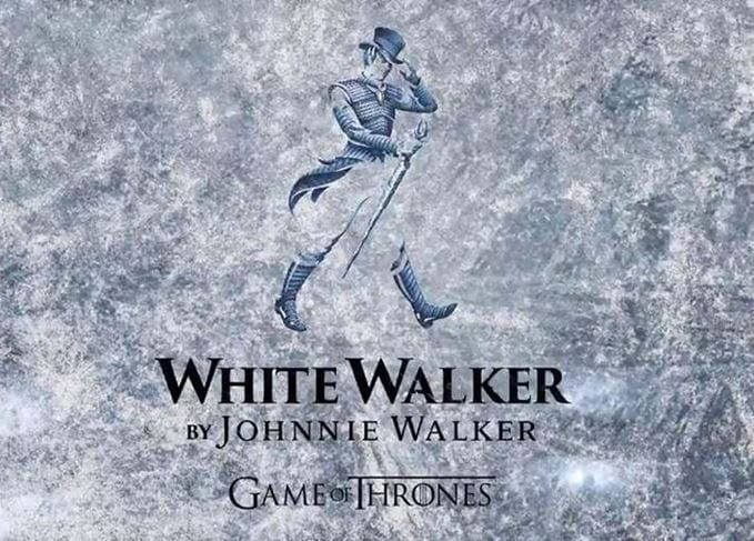 Johnnie Walker to launch White Walker edition in Game of Thrones tie-up