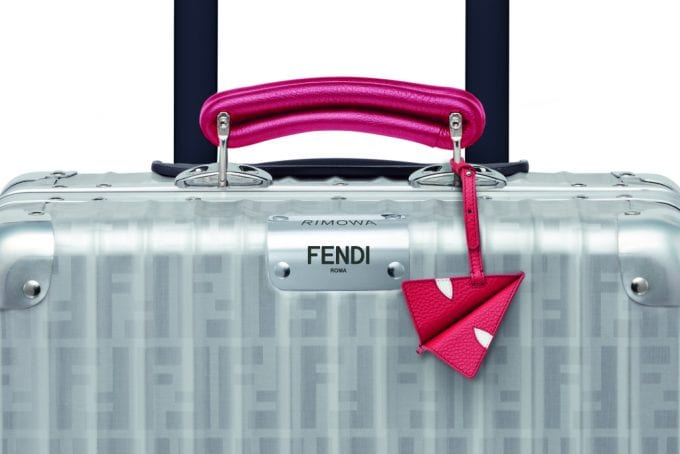 Rimowa rolls out second installment of Fendi collaboration