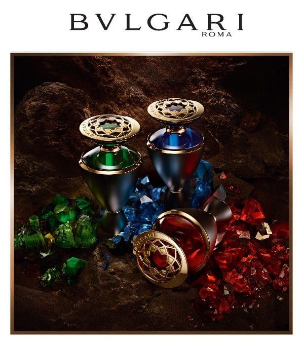 Bulgari unveils a trio of new scents – Le Gemme Reali