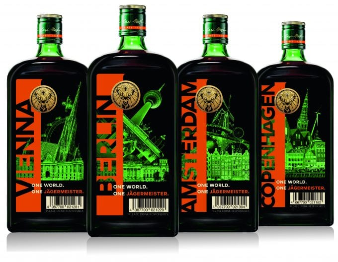 One World, One Jägermeister – stylish City editions launched exclusively for travellers