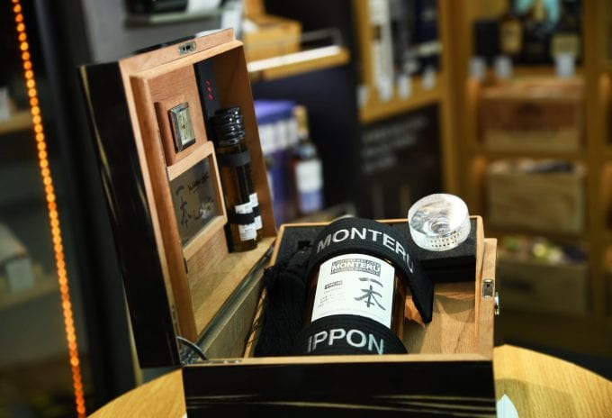 Only in Dubai – Single bottle of Monteru Ippon brandy goes on exclusive sale at Dubai Airport's Le Clos store